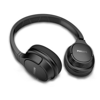 Casti Wireless Philips TASH402BK/00 Sport Over-ear Bluetooth Black Philips - 3