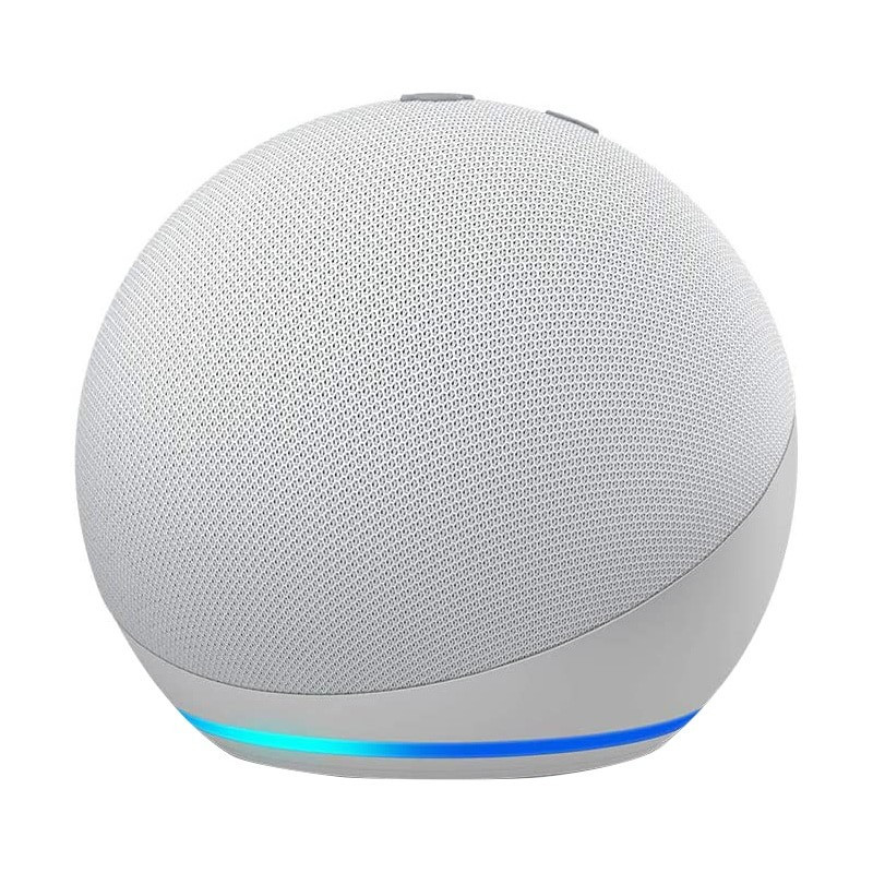 Boxa Inteligenta Amazon Echo Dot 4 Gen cu Alexa Glacier White Amazon - 1