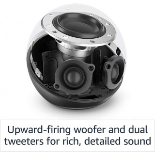 Boxa Inteligenta Amazon Echo 4 Generation cu Alexa Dolby Audio Blue Amazon - 1