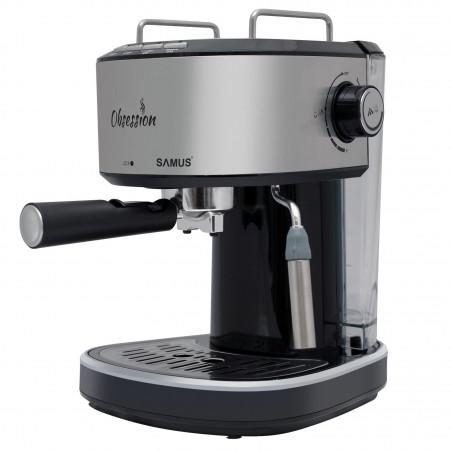 Espressor cafea Samus Obsession 20 850 W 20 bari 1.2 l Silver Samus - 1