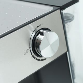 Espressor Samus Classico 20 dispozitiv spumare 20 bari 1600ml Black -Inox Samus - 4