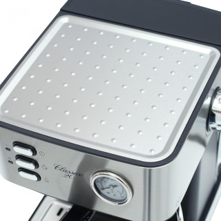 Espressor Samus Classico 20 dispozitiv spumare 20 bari 1600ml Black -Inox Samus - 5