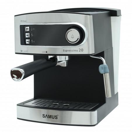 Espressor Samus Espressimo 20 850 W 20 bari 1.6l Black - Inox Samus - 1