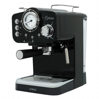 Espressor Samus Espressia 1100 W 15 bari 1.6l Black Samus - 1