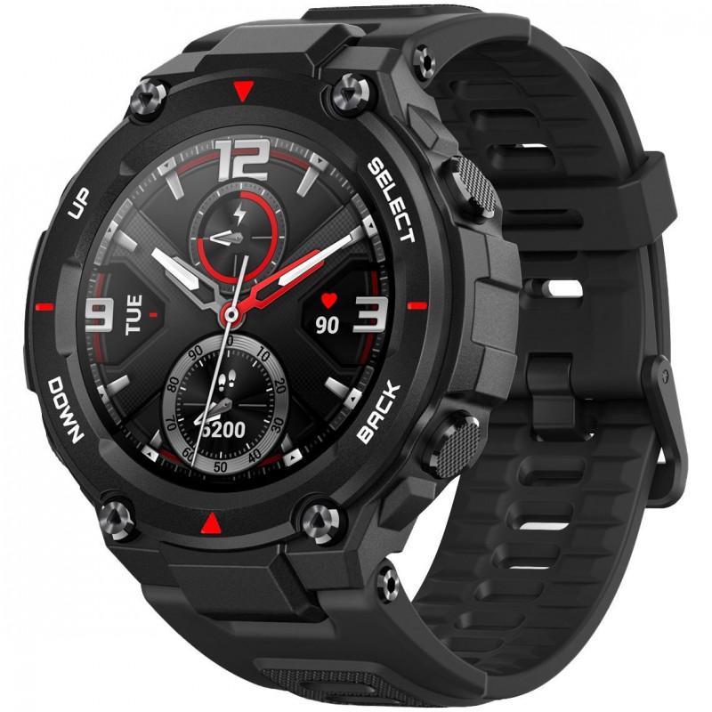 Smartwatch Xiaomi Huami Amazfit T-Rex Black Amazfit - 1