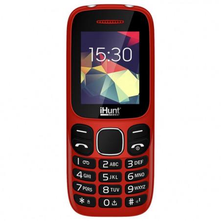 Telefon mobil iHunt i4 2021 2G Dual SIM Red iHunt - 1