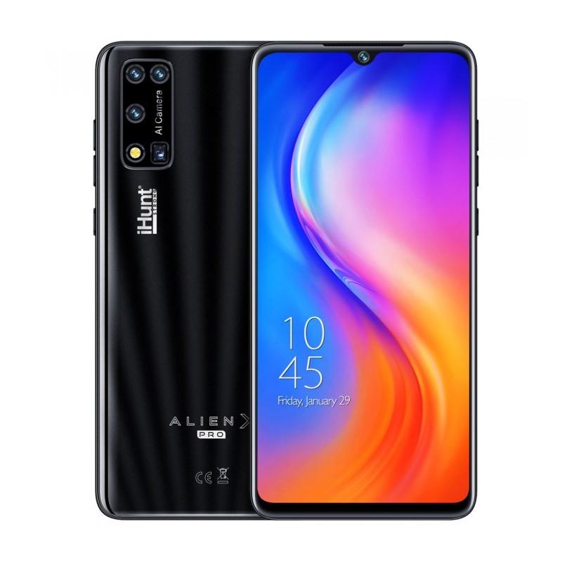 Telefon mobil iHunt Alien X Pro 2021 Dual SIM 4G Black iHunt - 1