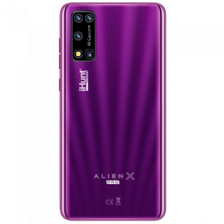 Telefon mobil iHunt Alien X Pro 2021 Dual SIM 4G Purple iHunt - 3