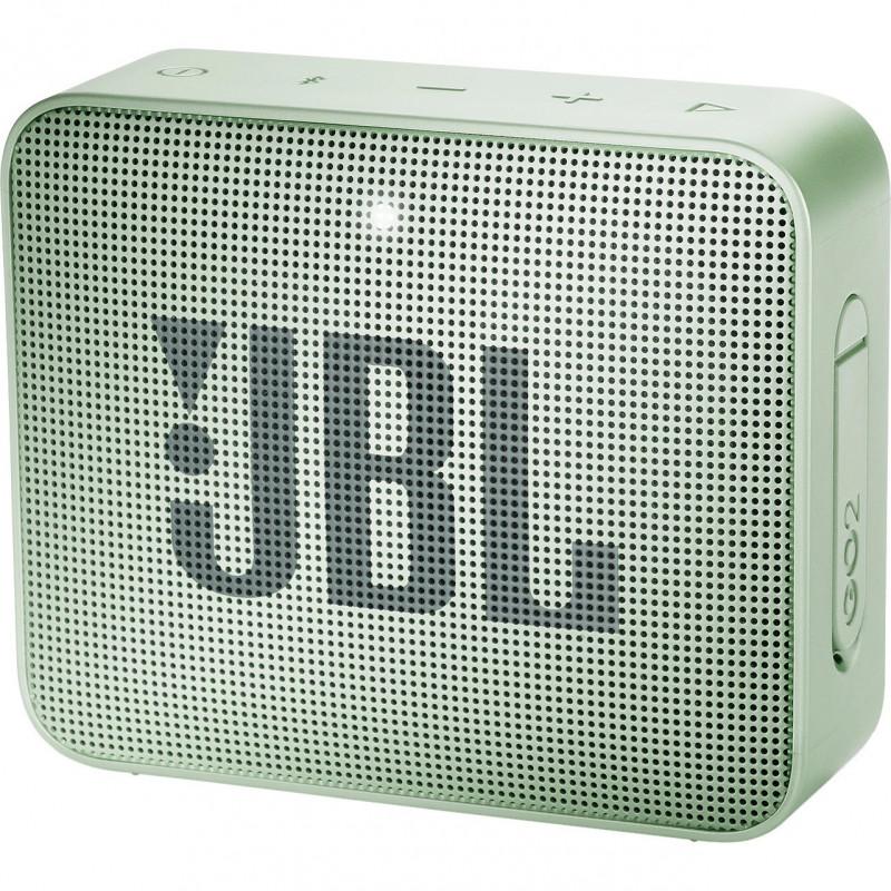 Boxa portabila JBL Go 2 IPX 7 Mint JBL - 1