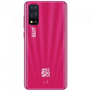 Telefon mobil iHunt S20 Plus Apex 2021 16GB Dual Sim 3G Pink iHunt - 3