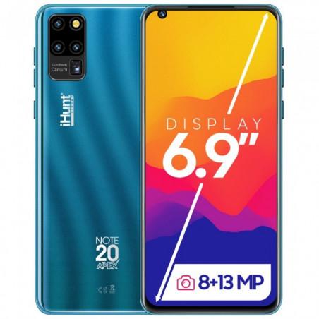 Telefon mobil iHunt Note 20 Apex 2021 16GB Dual Sim 3G Blue iHunt - 1