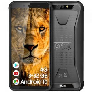 Telefon mobil iHunt S60 Discovery Plus 2021 32GB Dual Sim 4G Black iHunt - 2