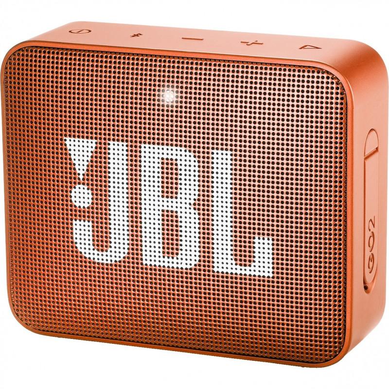 Boxa portabila JBL Go 2 IPX 7 Orange JBL - 1
