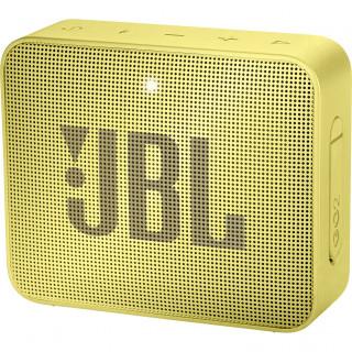 Boxa portabila JBL Go 2 IPX 7 Yellow JBL - 1