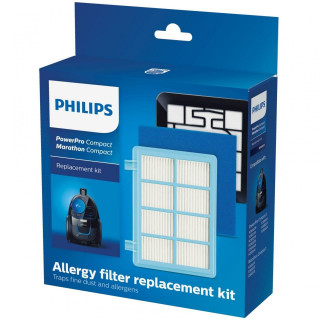 Kit filtre de schimb Philips FC8010/02 Philips - 1