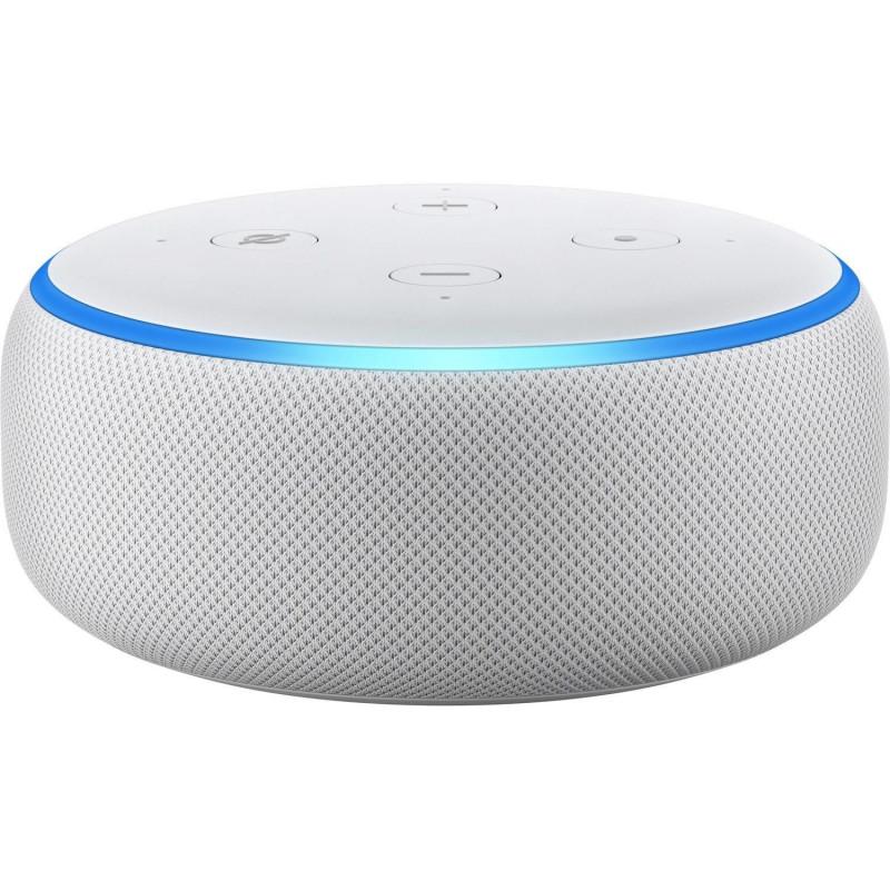 Boxa Smart Amazon Echo Dot 3 Alexa Wi-Fi Bluetooth Sandstone Amazon - 1
