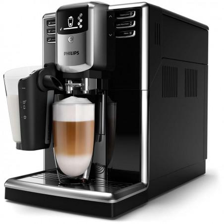 Espressor automat Philips EP5330/10 Seria 5000 sistem de lapte LatteGo 5 trepte macinare Black Philips - 1