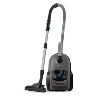 Aspirator cu sac Philips Performer Silent FC8741/09 4l 650 W Filtru anti-alergeni Gray Philips - 1
