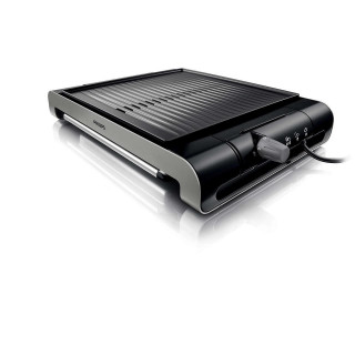 Gratar electric Philips HD4417 2000W 30 x 30 cm Black Philips - 1