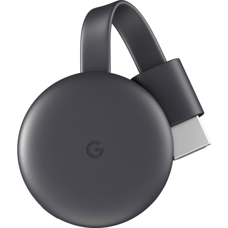 Mediaplayer Google Chromecast 3 HDMI Streaming Black Google - 1