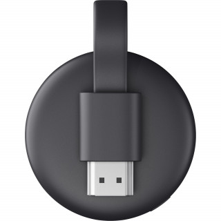 Mediaplayer Google Chromecast 3 HDMI Streaming Black Google - 3