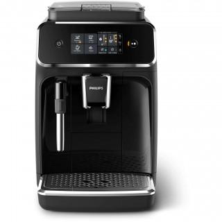 Espressor complet automat Philips EP2224/40, 2 băuturi, 15 bar, 1.8 L, 12 setări de măcinare, Sistem clasic de spumare a laptelu