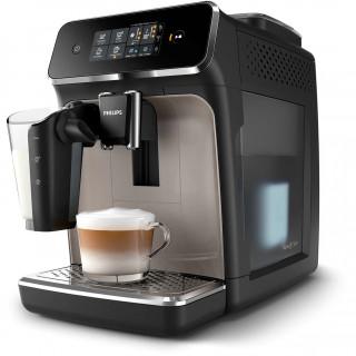 Espressor automat Philips EP2235/40, 12 setari de macinare, 15 bar, Filtru AquaClean, Ecran tactil, Negru Philips - 1