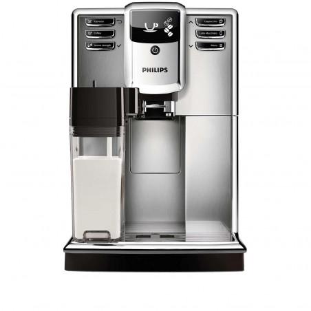 Espressor automat Philips EP5365/10 Seria 5000 Carafa pentru lapte integrata rasnita ceramica Otel Philips - 1