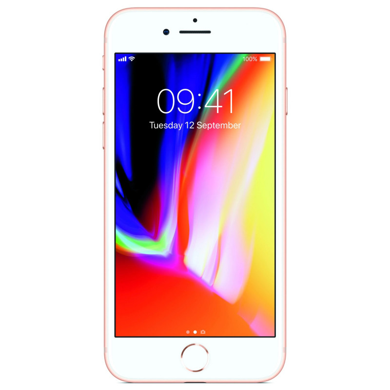 Telefon Mobil Apple iPhone 8 64GB 4G A Grade Gold Refurbished Apple - 1