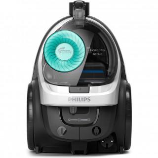 Aspirator fara sac Philips PowerPro Active FC9553/09 750W 1.5l 3 filtre 76dB Black Philips - 3