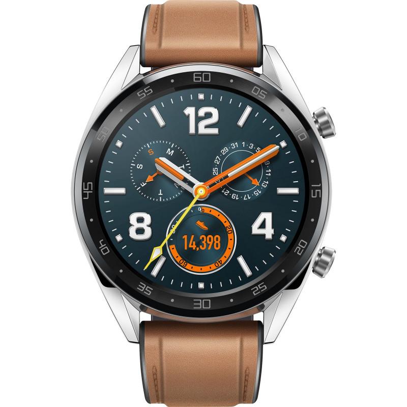 Smartwatch Huawei Watch GT Classic Silver Brown Huawei - 1