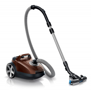 Aspirator cu sac PHILIPS Performer Expert FC8726/09 5 l 650W Tub telescopic metalic HEPA 13 Brown Philips - 3