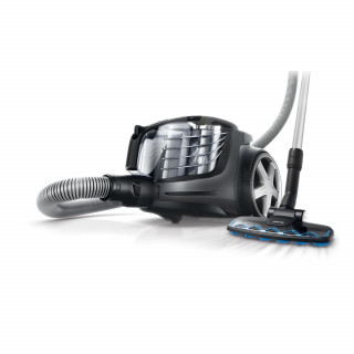 Aspirator fara sac Philips PowerPro Ultimate FC9921/09 650W 2.2l Tub telescopic metalic HEPA 13 Black Philips - 3