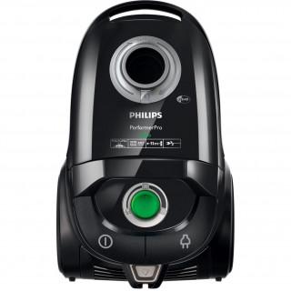Aspirator cu sac Philips Performer Pro FC9197/91 ECO 5l Tub telescopic metalic 650 W HEPA 13 Black Philips - 1