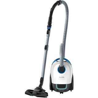Aspirator cu sac Philips Performer Compact FC8377/09 750W 3l Tub telescopic din metal White Philips - 1
