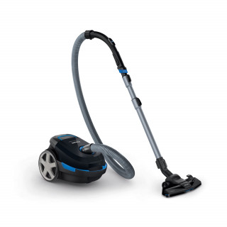 Aspirator cu sac Philips Performer Compact FC8371/09 3l Tub telescopic 750 W Black Philips - 1