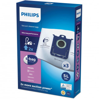 Saci de praf Philips FC8027/01 s-bag Philips - 1