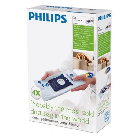 FC8023/04 Sac de praf FC8023/04 Philips - 1