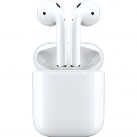 Casti Apple AirPods 2 White