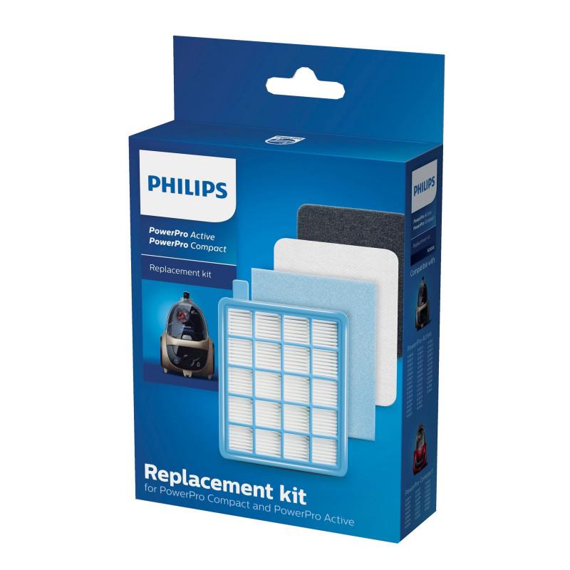 Kit de schimb Philips FC8058/01 pentru PowerPro Compact si Active Philips - 1