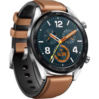 Smartwatch Huawei Watch GT Classic Silver Brown Huawei - 3