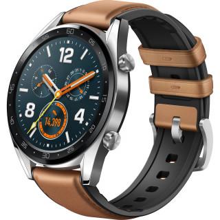 Smartwatch Huawei Watch GT Classic Silver Brown Huawei - 4