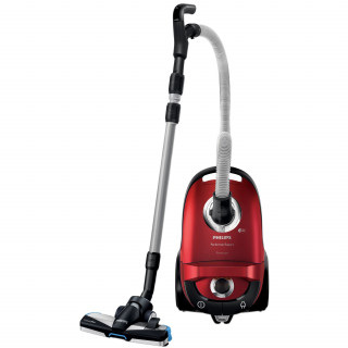 Aspirator cu sac Philips Performer Expert FC8728/09 5l Tub telescopic metalic 650W HEPA 13 Red Philips - 1