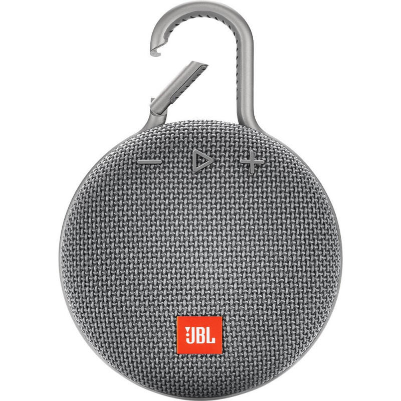 Boxa portabila JBL Clip 3 IPX7 Gray JBL - 1