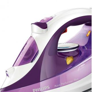 Fier de calcat Philips Azur Performer Plus GC4515/30 Talpa SteamGlide Plus 2400W 0.3 l 180g/min Compartiment Anti-Calc Mov Phili