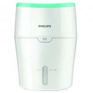 Umidificator de aer Philips HU4801/01 Tehnologie NanoCloud Rezervor 2l 200 ml/h Alb/Verde Philips - 1