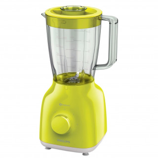 Blender Philips Daily Collection HR2100/40 400W 1.25l 2 Viteze Functie impuls Yellow Philips - 1