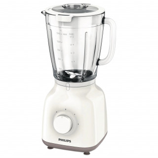 Blender Philips Daily Collection HR2105/00 400W 1.25 l 2 Viteze Functie impuls White Philips - 1