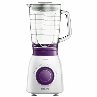 Blender Philips Viva Collection HR2173/00 600W 2l Variospeed Functie impuls White Philips - 1