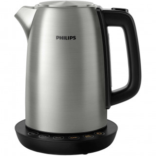 Fierbator Philips HD9359/90 2200W 1.7L control temperatura Black Philips - 1